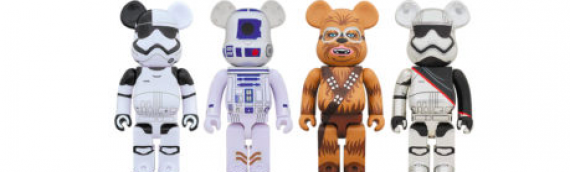 MEDICOM – Star Wars Bearbricks Convention Exclusive