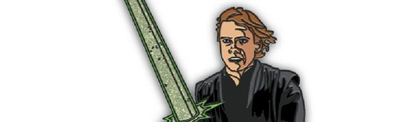 DCSWCC – Le nouveau pins exclusif Luke Skywalker