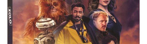 SOLO – A Star Wars Story : Un autre bluray en exclu chez Target
