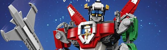 LEGO – 21311 LEGO Ideas Voltron