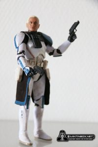 Hasbro Captain Rex The Black Serie unboxing