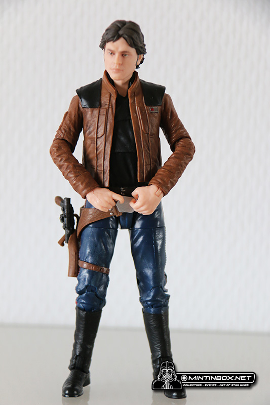 Hasbro Han Solo The Black Series Unboxing