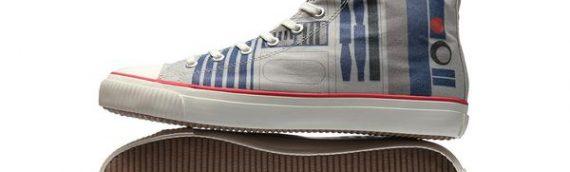 Po-Zu : R2-D2 sneakers