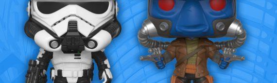 FUNKO – Les exclus Star Wars POP du SDCC