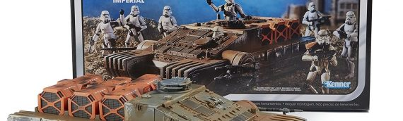 HASBRO – The Vintage Collection Imperial Combat Assault Tank