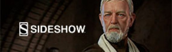 Sideshow Collectibles : Obi-Wan Kenobi Premium Format en précommande