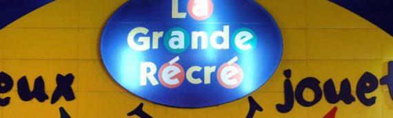 La Grande Récré va fermer 53 magasins