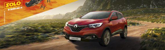Renault & SOLO – A Star Wars Story : Des goodies exclusifs en Belgique