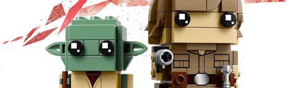 LEGO – Le plein de nouveaux BrickHeadz