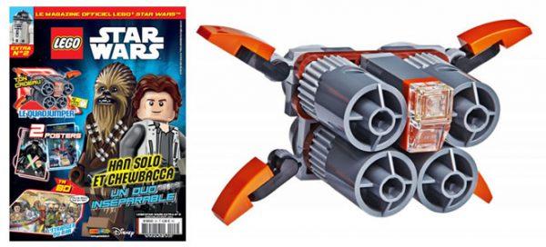 LEGO Magazine Numero 2 quadjumper