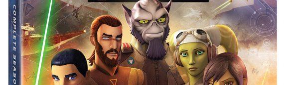 Star Wars Rebels Saison 4 – En bluray le 31 Juillet