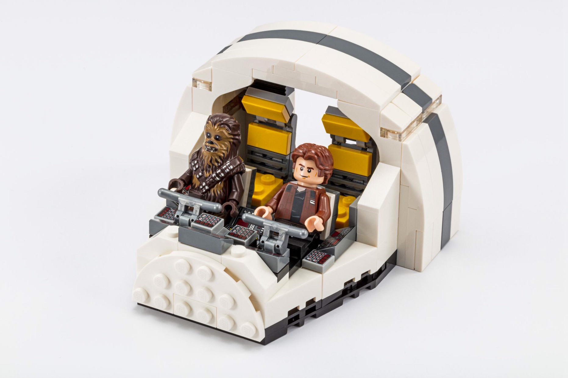 LEGO Star Wars 75512 Millennium Falcon Cockpit exclu SDCC