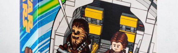 LEGO – Star Wars 75512 Millennium Falcon Cockpit exclu SDCC