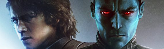 Thrawn: Alliances – Une couverture exclusive pour le SDCC 2018