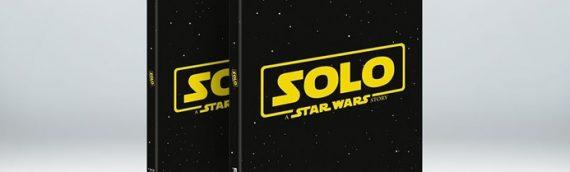 SOLO – A Star Wars Story : Un deuxième Steelbook 4K en exclu chez Zavvi