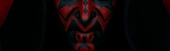 Sideshow Collectibles – Darth Maul Life Size Buste V2.0