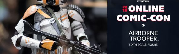 HOT TOYS – Airborne Trooper Sixth Scale Figure