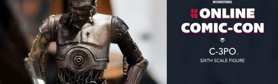 HOT TOYS – C-3PO (AOTC) Sixth Scale Figure