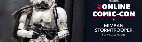 HOT TOYS – Mimban Stormtrooper Sixth Scale Figure