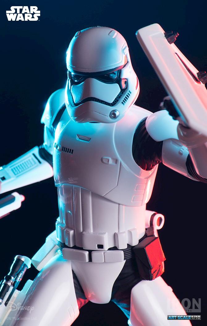 Iron Studios Stormtrooper Riot Control