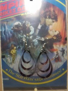 Boucle d'oreille Empire Strike Back