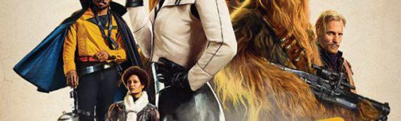 """La couverture du roman """"SOLO a Star Wars Story"""" dévoilée"""