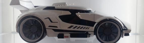Le stand de Mattel Hot Wheels du Comic Con