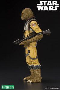 Kotobukiya Bossk ArtFX statue