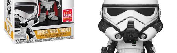FUNKO POP – Patrol Trooper disponible sur Amazon