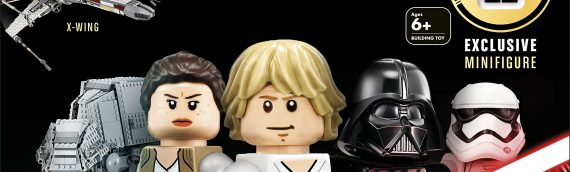 LEGO Star Wars Visual Dictionnary – New Edition