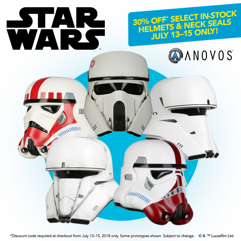 ANOVOS soldes casques