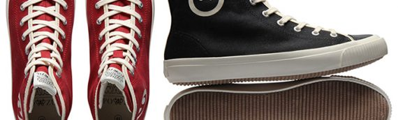 PO-ZU : Rebel High-Top Sneakers disponibles dès maintenant
