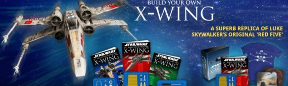 De Agostini – Build Your Own X-Wing