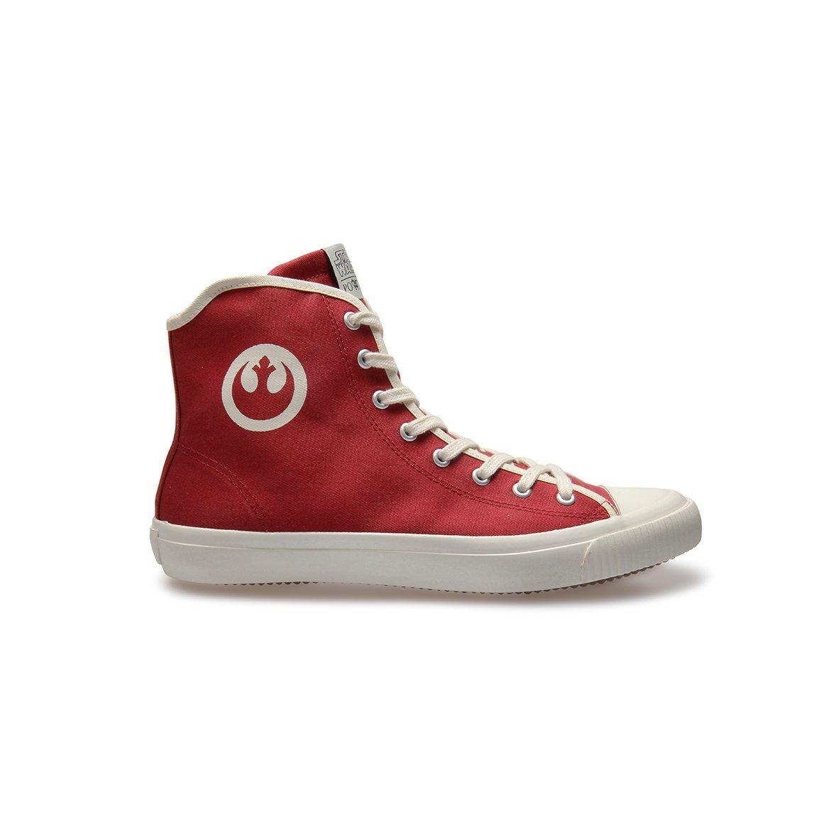 PO-ZU Rebel High-Top Sneakers