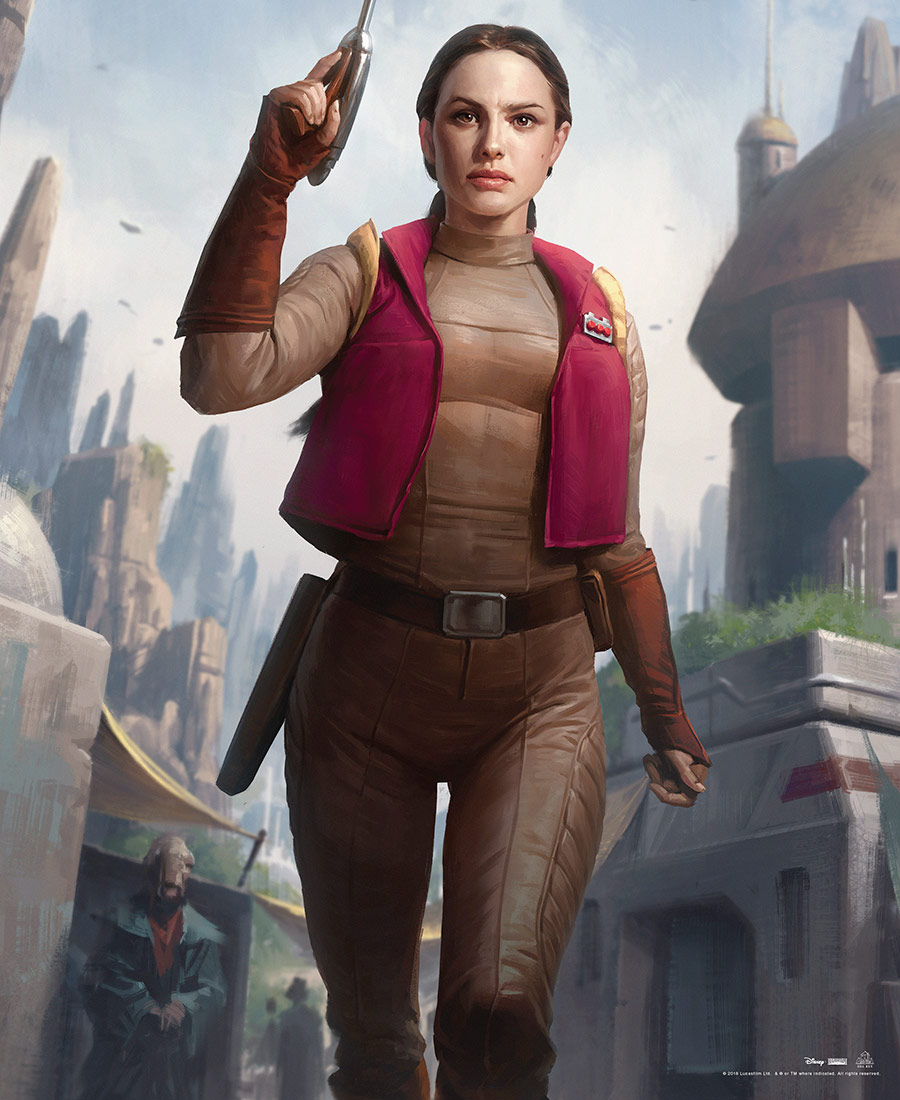 Thrown alliances padme