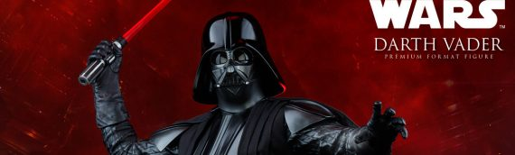 Sideshow Collectibles – The Rogue One Darth Vader Premium Format