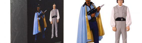 HALLMARK – Lando & Lobot Ornaments SDCC Exclusive