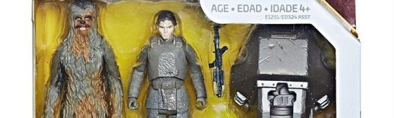 HASBRO – SOLO- A Star Wars Story 2-packs Force Link