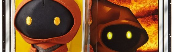 Hallmark – Jawa et R2-D2 Itty Bittys Limited Edition