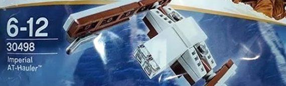 LEGO – Nouveau polybag 30498 Imperial A -Hauler