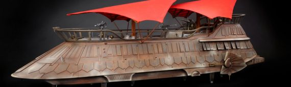 HASBRO – La barge de Jabba arrive en Europe au printemps 2019
