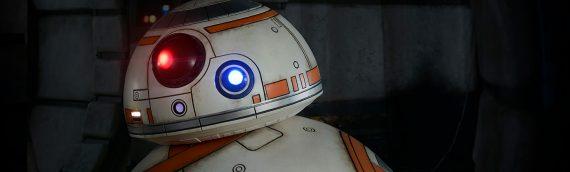 Sideshow Collectibles – Unboxing de BB-8 Life Size en vidéo