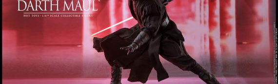 HOT TOYS –  Darth Maul Sixth Scale en figure en précommande
