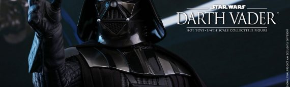 HOT TOYS – Darth Vader Quarter Scale Figure