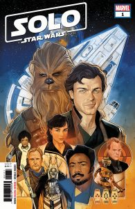 Marvel Solo a Star Wars Story comics