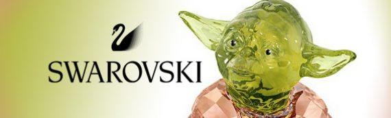 Swarovski : Star Wars Master Yoda