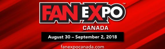 FanExpo Canada 2018: Ray Park y sera !