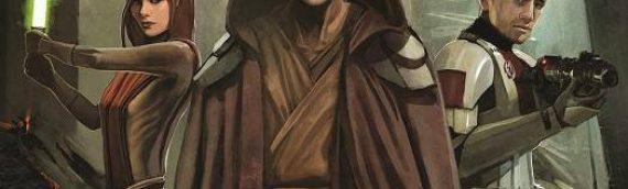DELCOURT – Toutes les sorties Star Wars Comics de la fin d'année