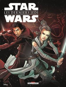 Delcourt Star Wars Comics