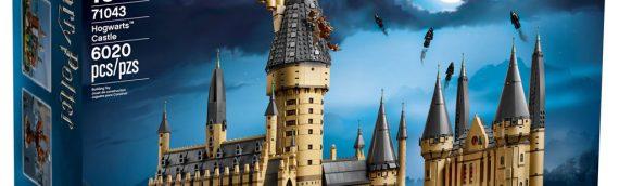 LEGO Harry Potter 71043 Hogwarts Castle – Disponible pour les membres VIP